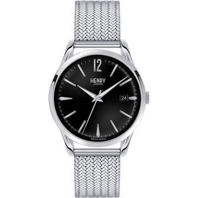 Rellotge Henry London Negre