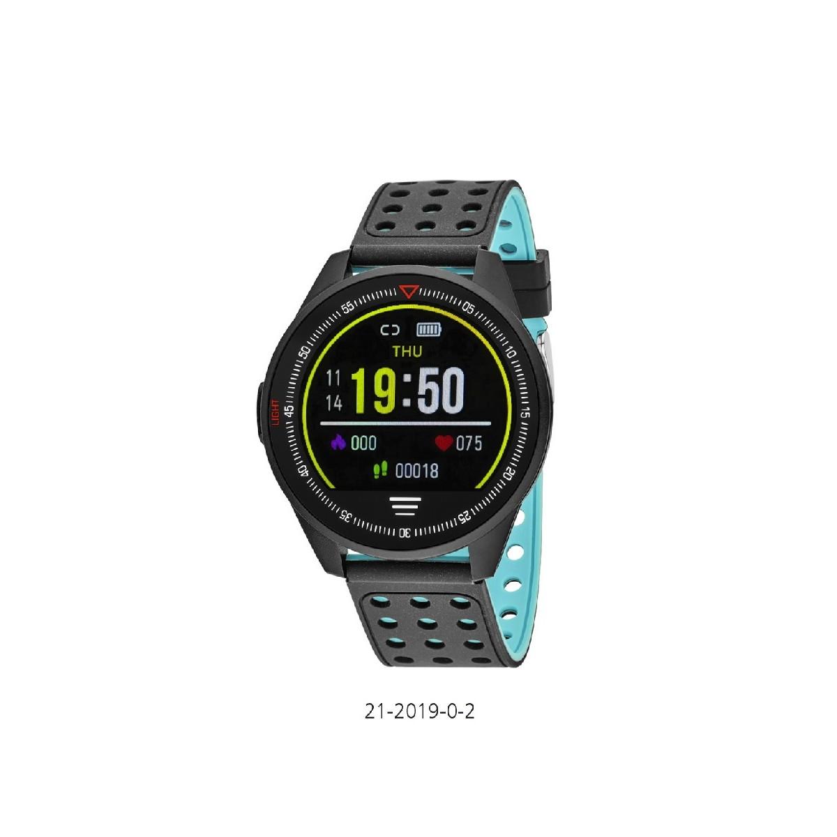 Rellotge Intel·ligent Nowley Blau