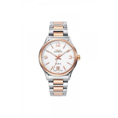 Rellotge Sandoz Casuel Bicolor