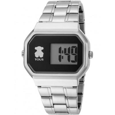 Rellotge Tous D-Bear digital d'acer