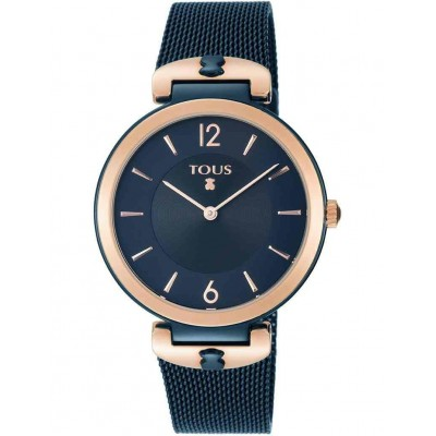 Reloj Tous S-Mesh Negro