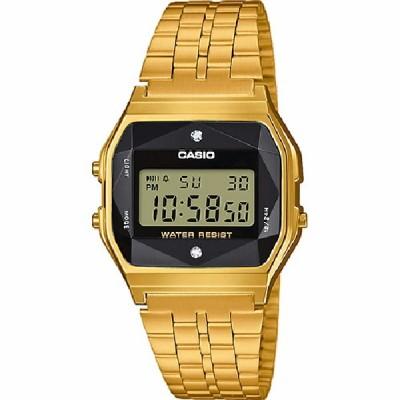 Reloj Casio Vintage Diamantes A159WGED-1EF