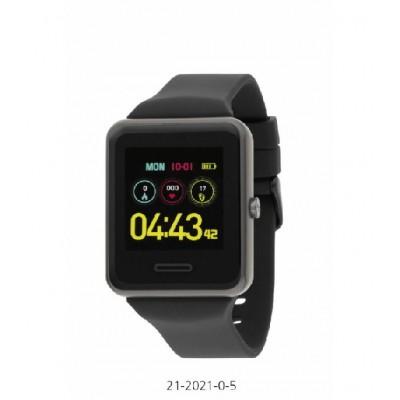 Rellotge Intel·ligent Nowley Negre