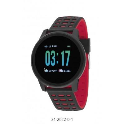 Rellotge Intel·ligent Nowley Vermell