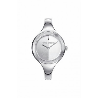 Rellotge Mark Maddox Silver
