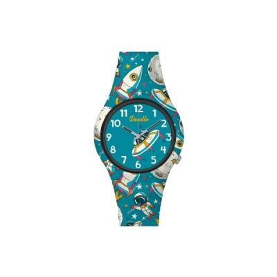 Reloj Doodle Espacio