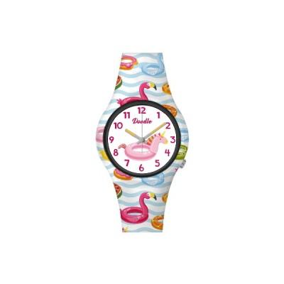 Reloj Doodle Flotador