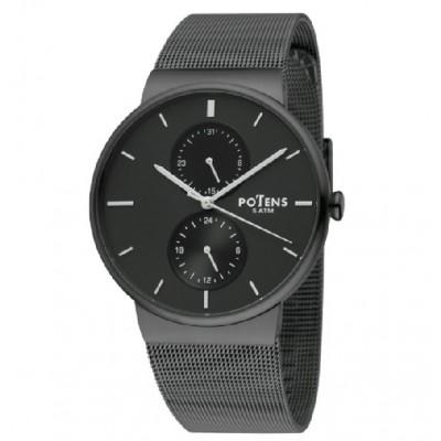 Rellotge Potens Munich Negre