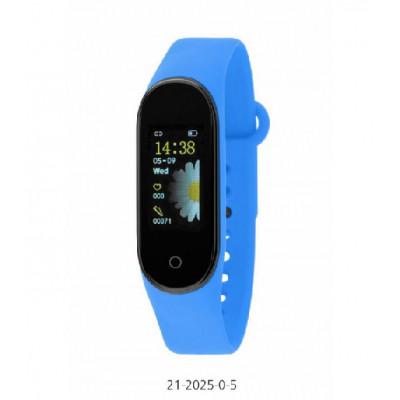 Pulsera Actividad Nowley Azul Fluor