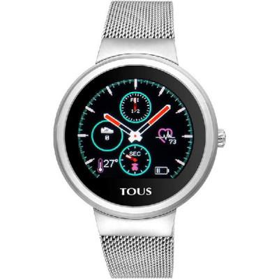Smartwatch Tous Round Touch Plateado