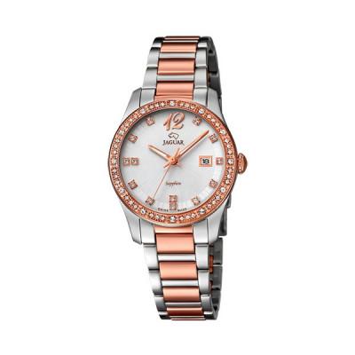 Reloj Jaguar Bicolor