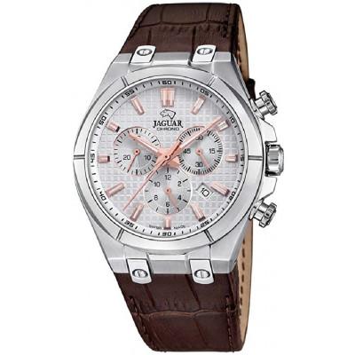 Rellotge Jaguar Pell Marró