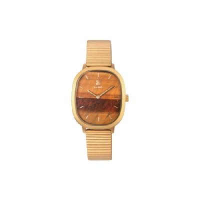 Reloj Tous Heritage Ojo de Tigre Dorado