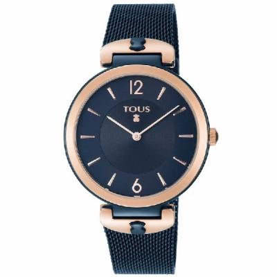 Rellotge Tous S-Mesh Blau
