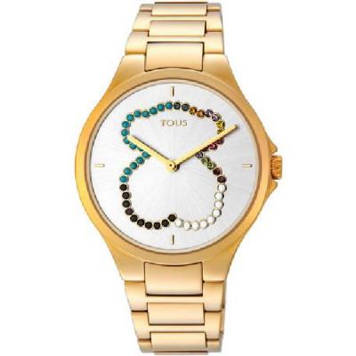 Reloj Tous Motion Straight Dorado
