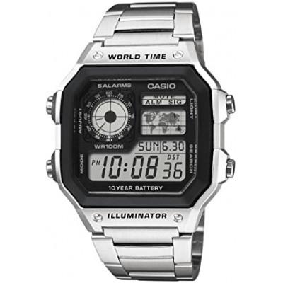 Rellotge Casio World Time