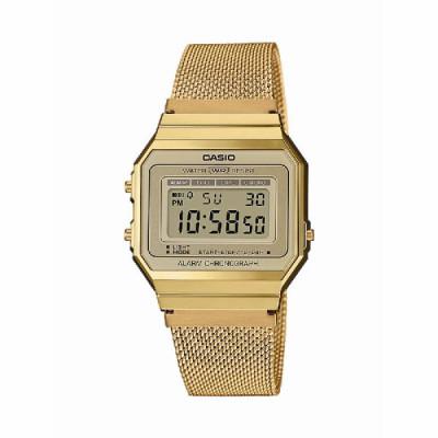 Reloj Casio Collection Dorado A700WEMG-9AEF