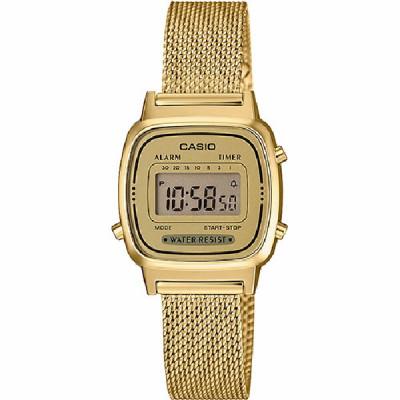 Reloj Casio Vintage Mini Dorado  LA670WEMY-9EF