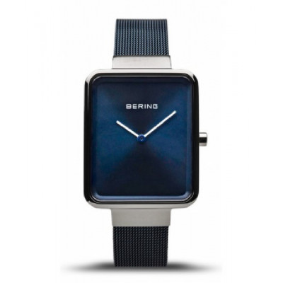 Reloj Bering Titanio Cuadrado