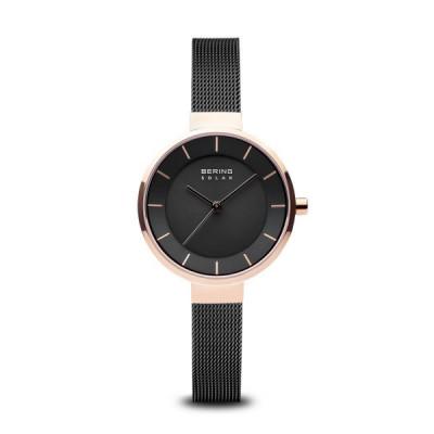 Reloj Bering Solar Negro