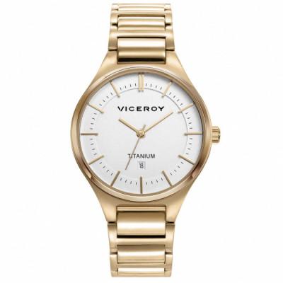 Reloj Hombre Titanio Viceroy Grand
