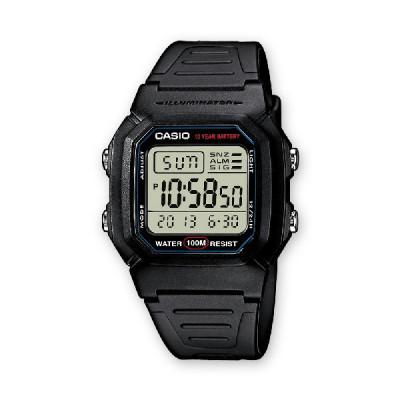 Reloj Casio Collection Negro W-800H-1AVES