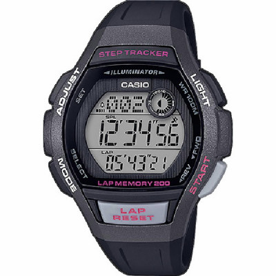 Reloj Casio Collection Negro LWS-2000H-1AEF