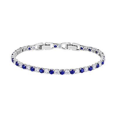 Pulsera Tennis Deluxe, azul 5506253