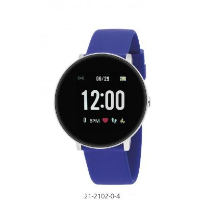 Reloj Inteligente Nowley Azul
