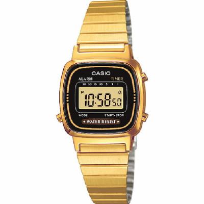 Reloj Casio Vintage Mini Dorado LA670WEGA-1EF