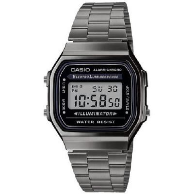 Reloj Casio Collection Negro A168WEGG-1AEF