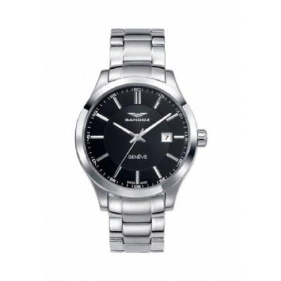 Reloj Sandoz Negro 81316-57