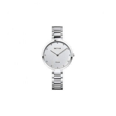 Reloj Bering Titanium Plateado
