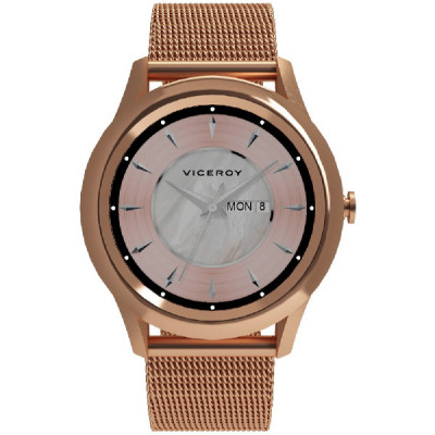 Pack Reloj Smart Viceroy Rosa 41102-70