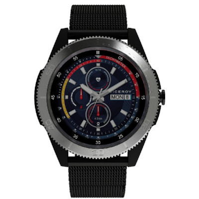 Pack Reloj Smart Viceroy Negro 41113-50