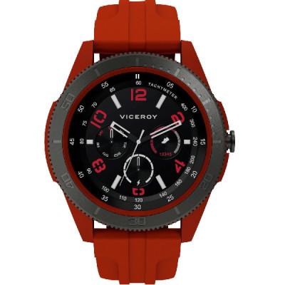 Pack Reloj Smart Viceroy Rojo 41113-70