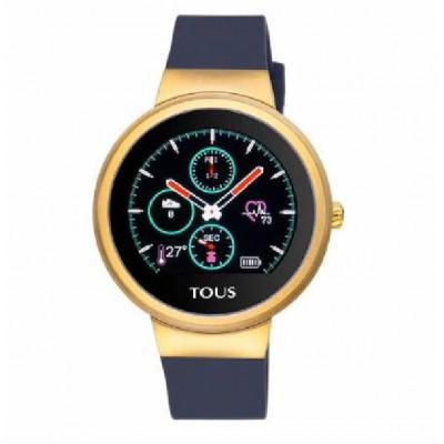 Smartwatch Round Touch Dorado Tous