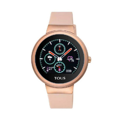 Smartwatch Round Touch Rosado Tous