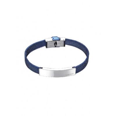 Pulsera Acero Azul Viceroy