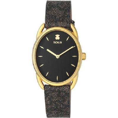 Rellotge Tous Dai Negre