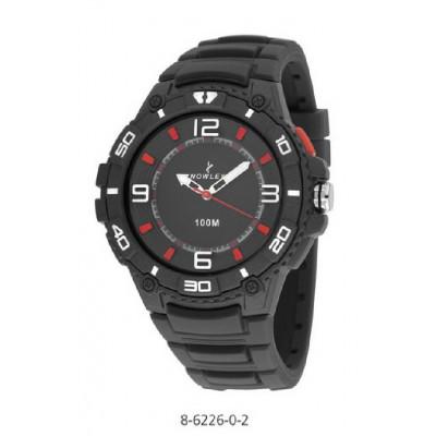 Rellotge Nowley Negre Racing