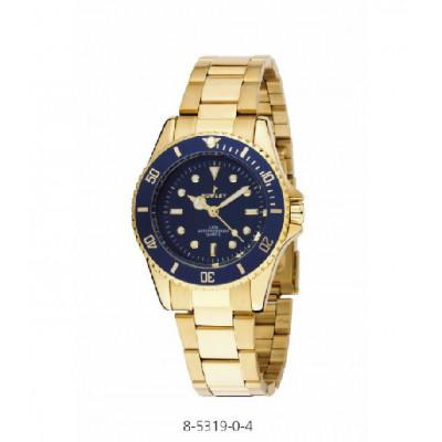Rellotge Daurat Blau Nowley