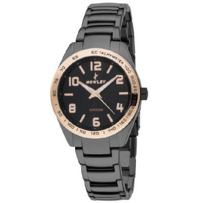 Rellotge Negre Rosat Nowley