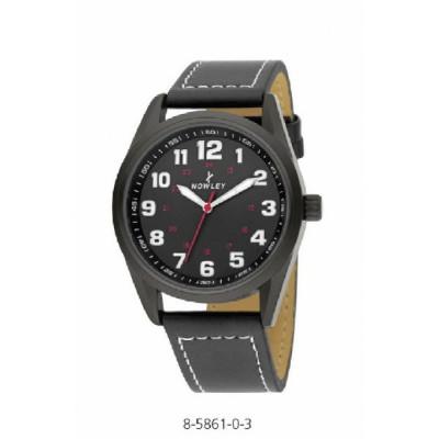 Rellotge Nowley Negre