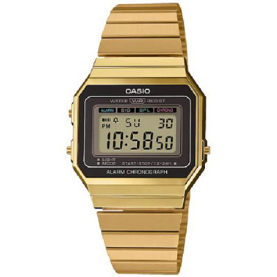 Reloj Casio Collection Dorado A700WEG-9AEF