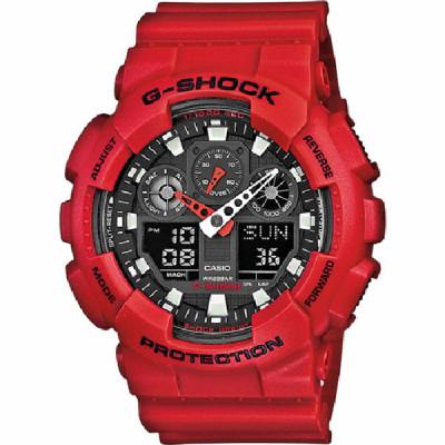 Rellotge G-Shock Vermell