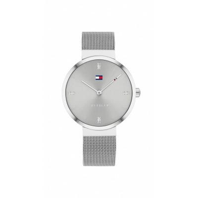 Reloj Plateado Tommy Hilfiger Liberty