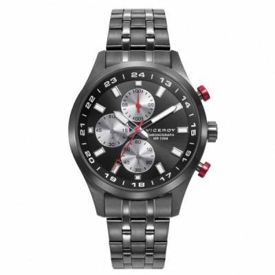Reloj Negro Viceroy Beat