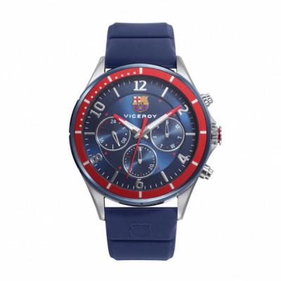 Reloj Barça Viceroy Caucho Azul