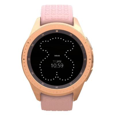 Reloj Smartwatch Samsung Tous Galaxy 3 Rosa